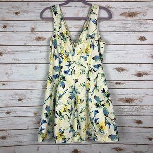 Ark & Co Floral Pouf Dress